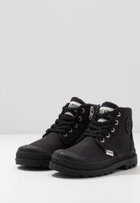 Palladium - PAMPA - Lace-up ankle boots - black - 3