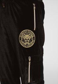 Glorious Gangsta - KONGO JOGGERS - Pantalon de survêtement - black - 4