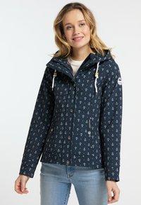 Schmuddelwedda - Outdoor jacket - marine - 0