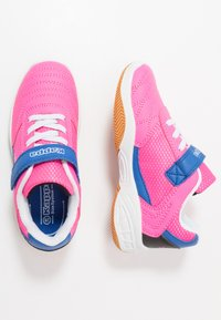 Kappa - DROUM II - Sports shoes - freaky pink/white - 0