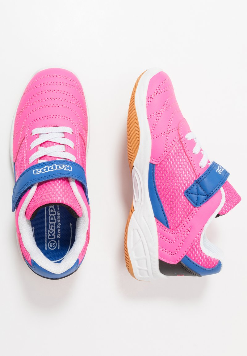 Kappa - DROUM II - Sports shoes - freaky pink/white
