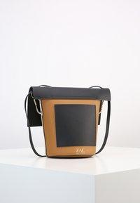 ZAC Zac Posen - BELAY  - Across body bag - black - 3
