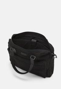 Still Nordic - ZAYNE BRIEF ROOM - Laptop bag - black - 2