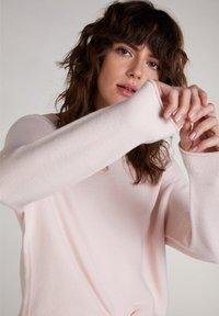 Oui - Jumper - light pink - 3