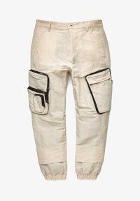 G-Star - E MULTIPOCKET  - Cargo trousers - whitebait - 2