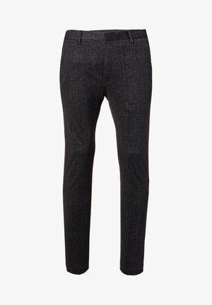 Pantalon classique - smokepearl