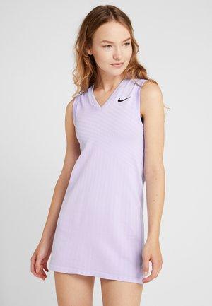 MARIA DRESS  - Sportovní šaty - purple agate/black
