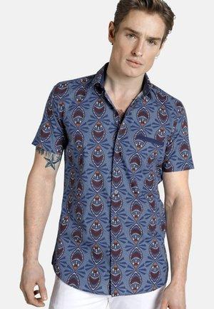 PEACOCK - Overhemd - blue