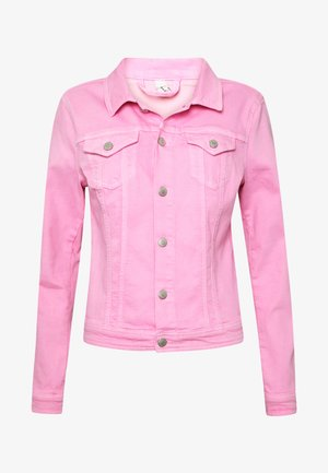 JINX - Denim jacket - pink bloom