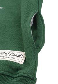 Band of Rascals - BAND OF RASCALS HOODED DAB - Hoodie - dark/green - 4