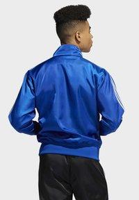 adidas Originals - SATIN FIREBIRD TRACK TOP - Træningsjakker - blue - 1