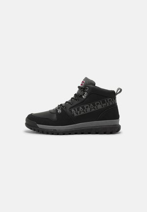 CRAG - High-top trainers - black