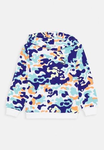 CLASSICS GRAPHICS HOODIE - Sweatshirt - elektro blue