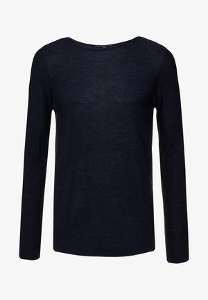 RIK - Stickad tröja - navy
