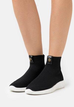 LORNA SOCK - Sneakersy wysokie - black