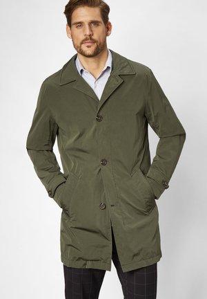 Short coat - greenery