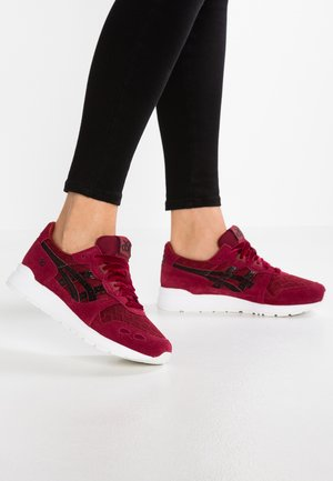 GEL-LYTE - Sneakers laag - burgundy/black