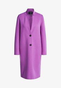 SET - Classic coat - iris orchi - 4
