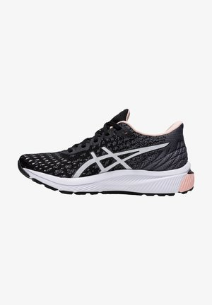 GEL CUMULUS - Neutral running shoes - schwarz / weiss