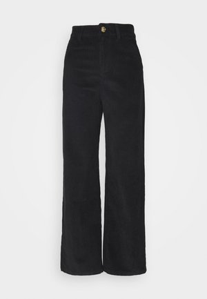 WINTER COLD - Trousers - anthracite