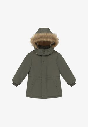 KIDS - Winter coat - khaki