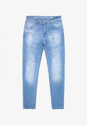 Slim fit -farkut - l.blue