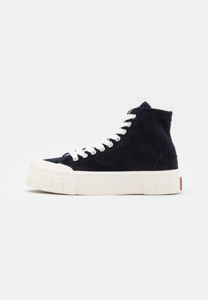PALM UNISEX - High-top trainers - navy