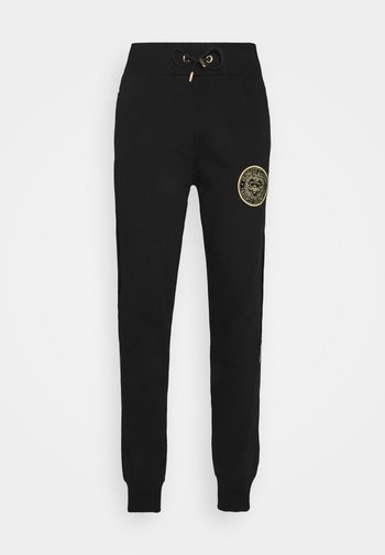 ARMANDO - Pantaloni sportivi - jet black