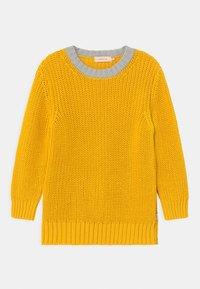 TINYCOTTONS - COLOURBLOCK UNISEX - Jumper - yellow - 0