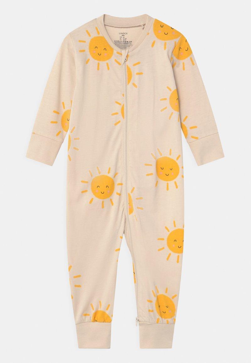 Lindex - SUN UNISEX - Pyjamas - light beige
