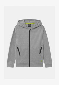 Tiffosi - FRONT - Zip-up hoodie - grey - 0