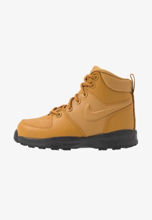 MANOA '17 - Sneakers high - wheat/black