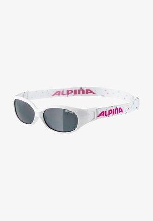 Sunglasses - white-dots