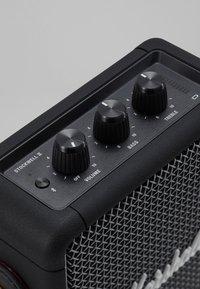 Marshall - Marshall Stockwell II Portable Speaker - Kaiutin - black - 5