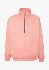 Summer jacket - bright pink