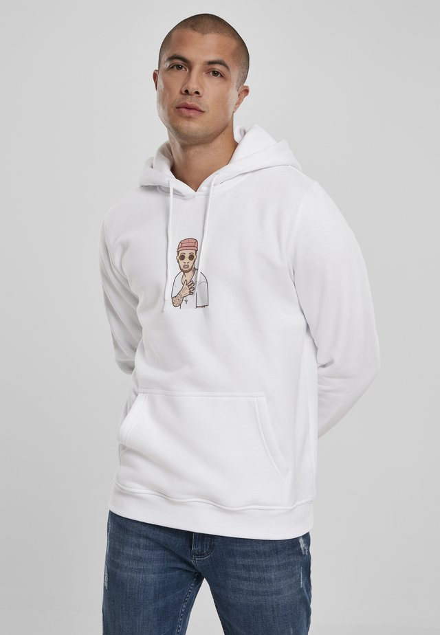 MILLY - Hoodie - white