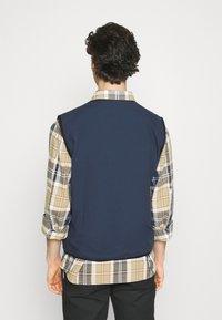 Dickies - GLYNDON VEST - Waistcoat - navy blue - 2