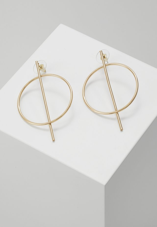 BRISTOL - Boucles d'oreilles - gold-coloured