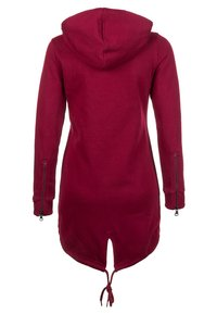 Urban Classics - Zip-up hoodie - red - 1
