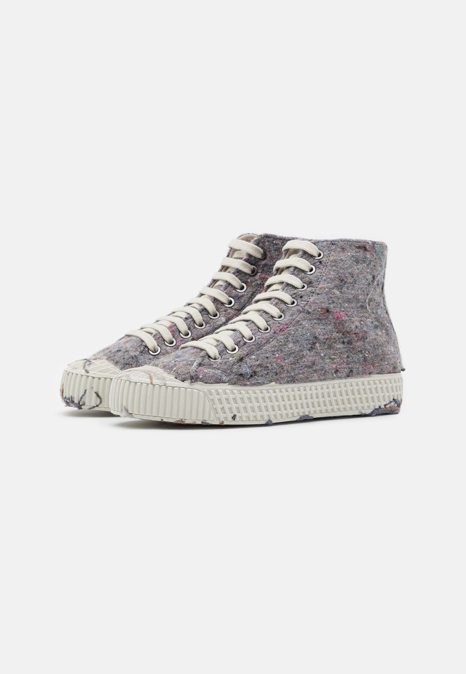 Kaltur Sneaker high grey/grau