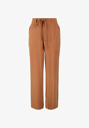 PCHELEMA ANKLE  - Trousers - mocha bisque