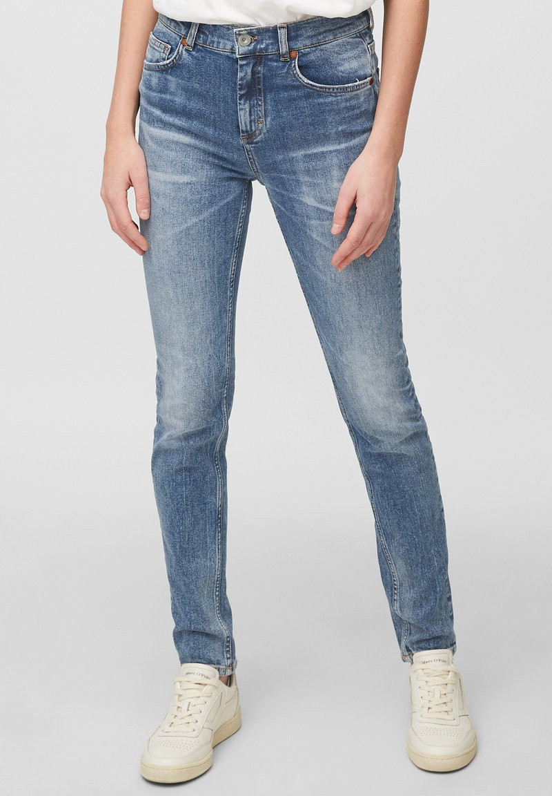 Marc O'Polo - Jeans Skinny Fit - clean jean wash
