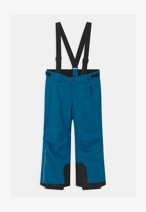 WINTER TAKEOFF UNISEX - Pantalón de nieve - dark sea blue