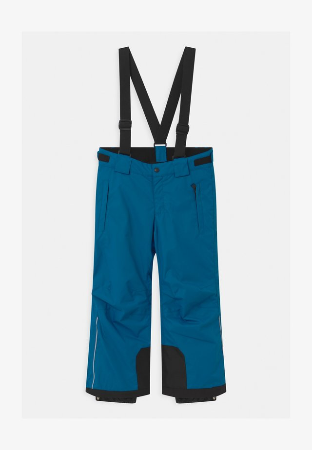 WINTER TAKEOFF UNISEX - Pantaloni da neve - dark sea blue
