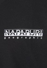 Napapijri The Tribe - YOIK UNISEX - Print T-shirt - black - 2