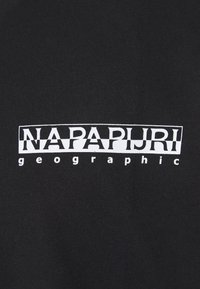 Napapijri The Tribe - YOIK UNISEX - T-shirt con stampa - black - 2