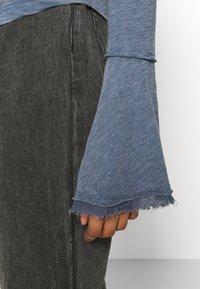 Free People - CECELIA TEE - Long sleeved top - sparkling indigo - 5