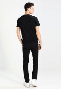 Mister Tee - BATMAN - Print T-shirt - black - 2