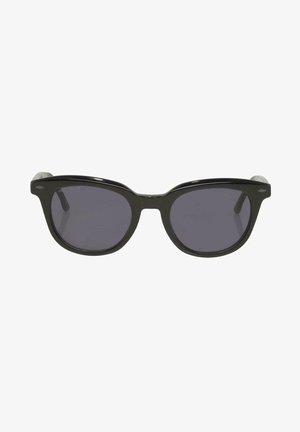 EYEWEAR WAYFARER MIT GETÖNTEN  - Sunglasses - black