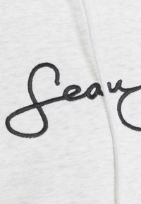 Missguided - BRANDED OVERSIZED BALLOON SLEEVE HOODY - Sweatshirt - grey marl - 2